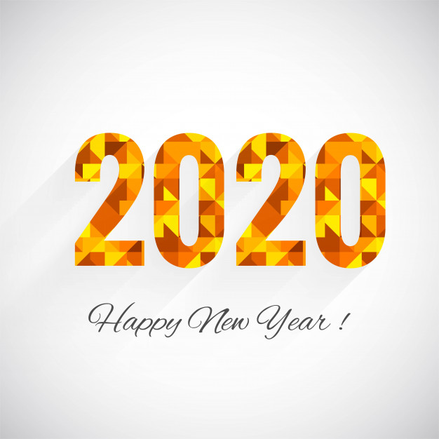 VOEUX 2020 !